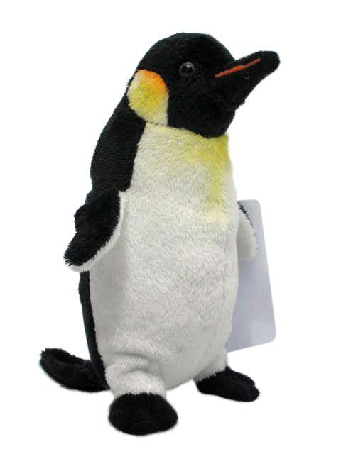 Plüschtier Pinguin Kuscheltier Höhe ca. 30cm Stofftier Kaiserpinguin
